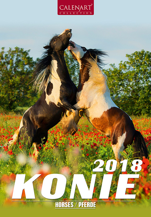 Horses calendar Crux