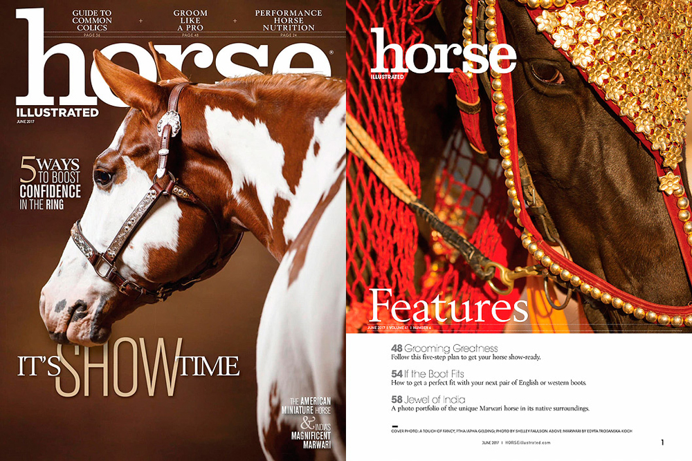 Horse Illustrated June 2017