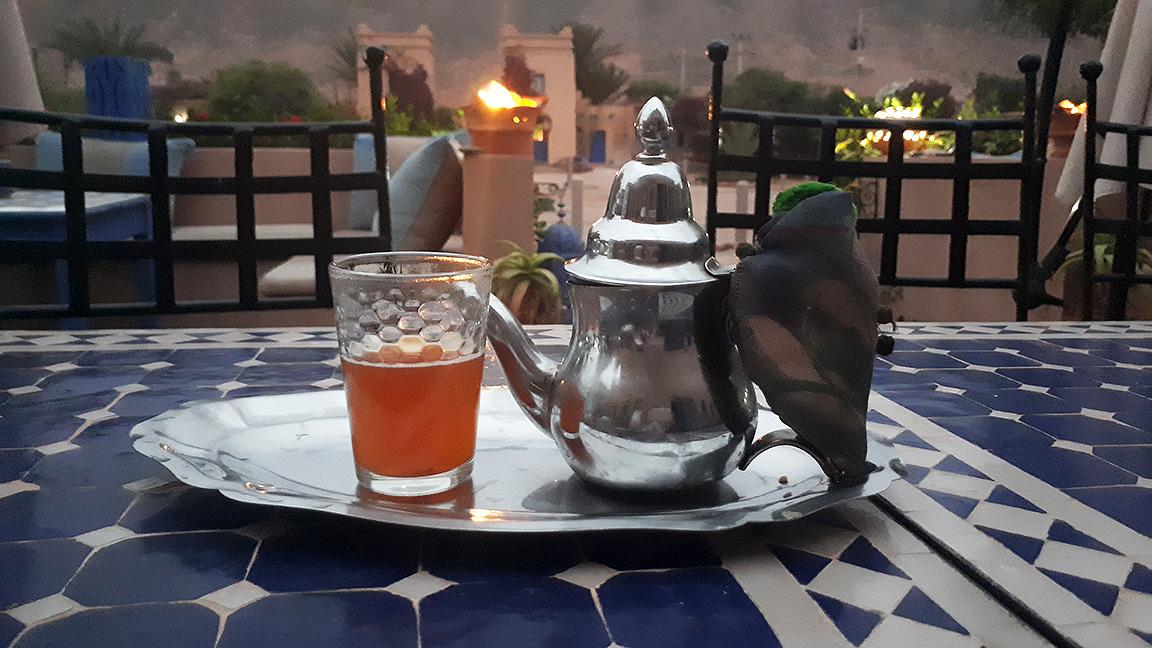 Moroccan tee